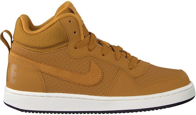 Gelbe NIKE Sneaker COURT BOROUGH MID (KIDS) - large