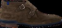 Taupe FLORIS VAN BOMMEL Business Schuhe 16030  - medium