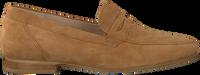 Braune GABOR Loafer 444  - medium