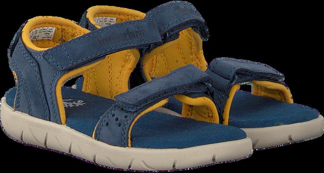 Blaue TIMBERLAND Sandalen NUBBLE L/F STRAP SANDAL  - large