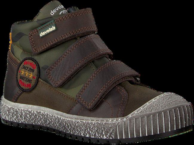 Grüne DEVELAB Sneaker 41715 - large