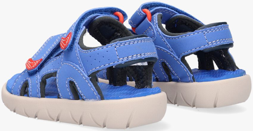 Blaue TIMBERLAND Sandalen PERKINS ROW 2-STRAP - larger