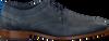 Blaue REHAB Business Schuhe BRAD WEAVE - small