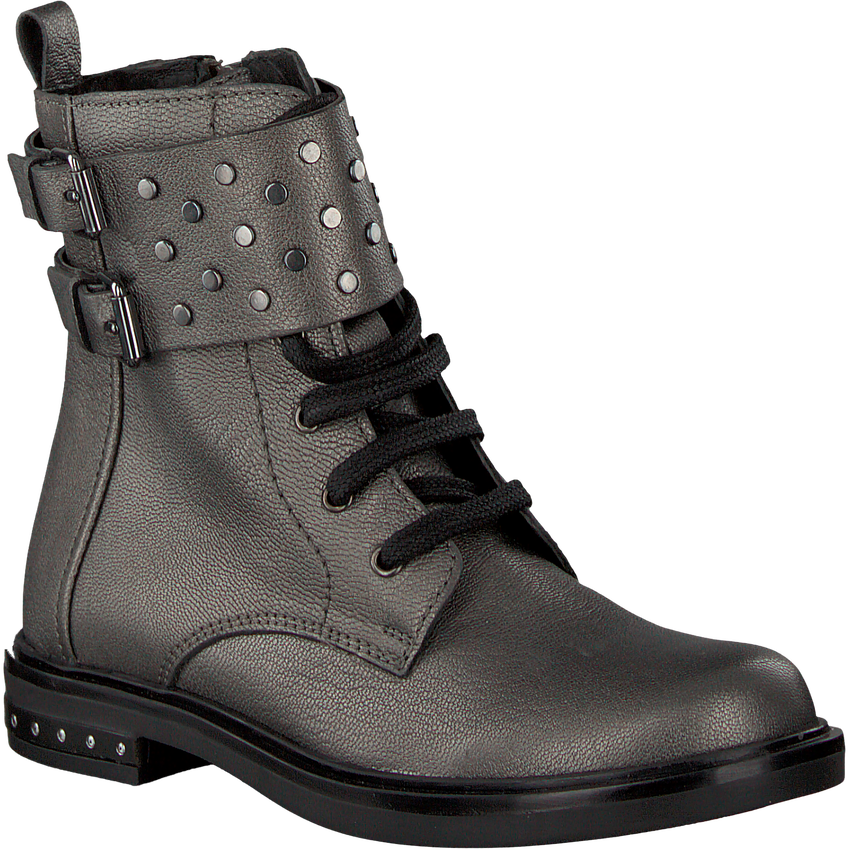 Silberne APPLES & PEARS Schnürboots B009024 - larger