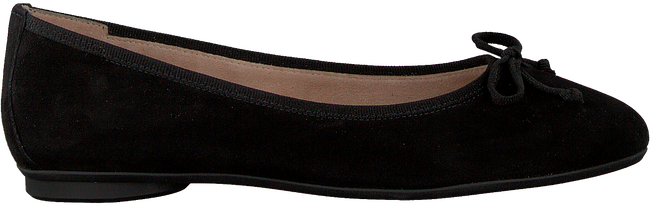 Schwarze PAUL GREEN Ballerinas 2598  - large