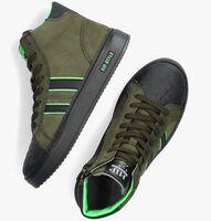Grüne HIP Sneaker high H1943  - medium