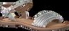Silberne GIOSEPPO Sandalen 48616  - small