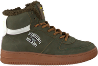Grüne VINGINO Sneaker ELIA MID  - medium
