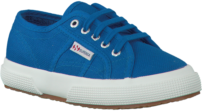 Blaue SUPERGA Sneaker 2750 KIDS - large