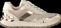 Goldfarbene MICHAEL KORS Sneaker low MONROE TRAINER  - medium