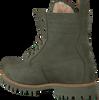 Grüne BLACKSTONE Schnürstiefel OL22 - small