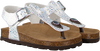 Silberne KIPLING Sandalen MARIA 1 MOY - small