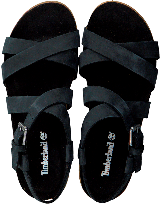 Blaue TIMBERLAND Sandalen MALIBU WAVES ANKLE - large