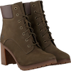 Grüne TIMBERLAND Ankle Boots ALLINGTON 6IN LACE - small