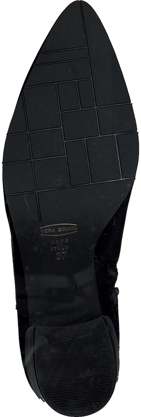Schwarze OMODA Stiefeletten AF 50 LIS - larger