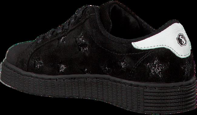 Schwarze STUDIO MAISON Sneaker STARDUST SWEAR - large
