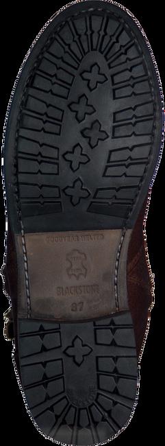 Braune BLACKSTONE Langschaftstiefel KL88 - large