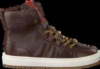 Braune VINGINO Ankle Boots STYN HIGH  - medium