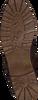 Cognacfarbene OMODA Stiefeletten 8804  - small
