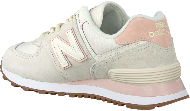 Weiße NEW BALANCE Sneaker low WL574  - large