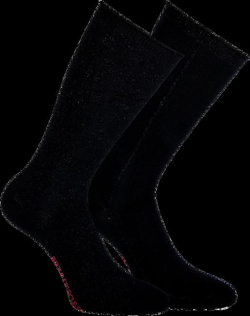 Schwarze MARCMARCS Socken HELENA COTTON 2-PACK - large