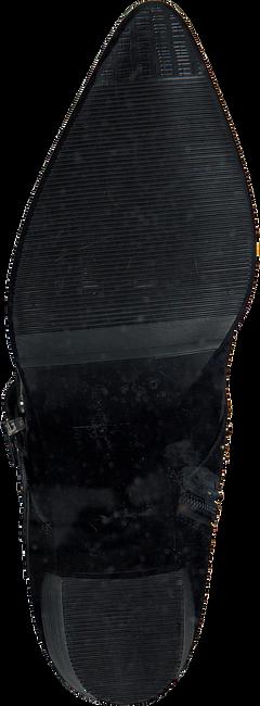 Schwarze BRONX Stiefeletten 34087 - large