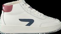 Weiße HUB Sneaker low BASELINE-W  MID  - medium