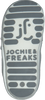 Weiße JOCHIE & FREAKS Babyschuhe 19005  - small