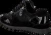 Schwarze HASSIA Sneaker 1911 - small