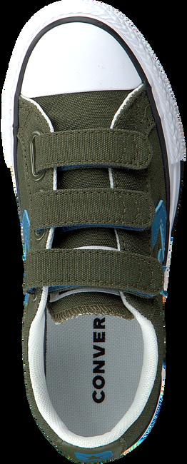 Grüne CONVERSE Sneaker STAR PLAYER 3V OX KIDS - large