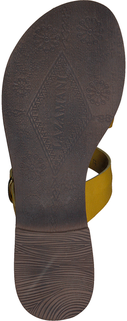 Gelbe LAZAMANI Pantolette 75.608  - large