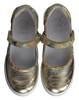 Goldfarbene OMODA Ballerinas 9829 - small