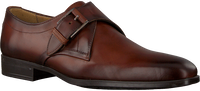 Braune GIORGIO Business Schuhe 38201  - medium