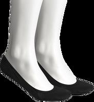 Schwarze TOMMY HILFIGER Socken WOMEN REGULAR STEP - medium