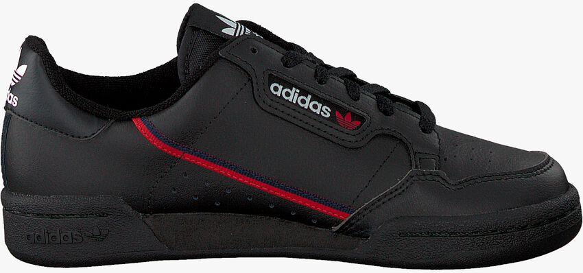 Schwarze ADIDAS Sneaker CONTINENTAL 80 J  - larger