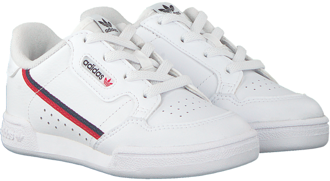 Weiße ADIDAS Sneaker CONTINENTAL 80 I  - large