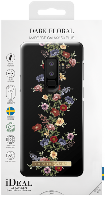 IDEAL OF SWEDEN Handy-Schutzhülle FASHION CASE GALAXY S9 PLUS - large