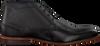 Schwarze OMODA Business Schuhe OMODA 36493 - small