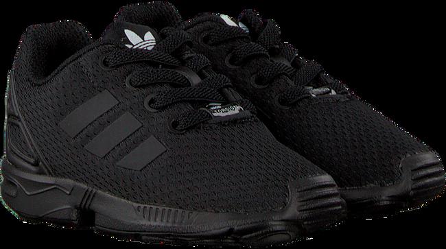 Schwarze ADIDAS Sneaker ZX FLUS EL I - large