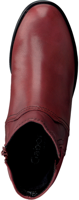 Rote GABOR Stiefeletten 804  - large