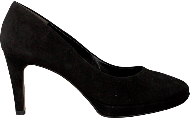 Schwarze PAUL GREEN Pumps 3326 - large