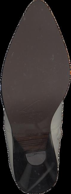 Weiße TORAL Stiefeletten TL-12369  - large