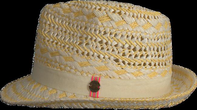 Beige LE BIG Hut NEDA HAT  - large