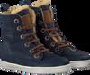 Blaue SHOESME Schnürschuhe UR9W056  - small