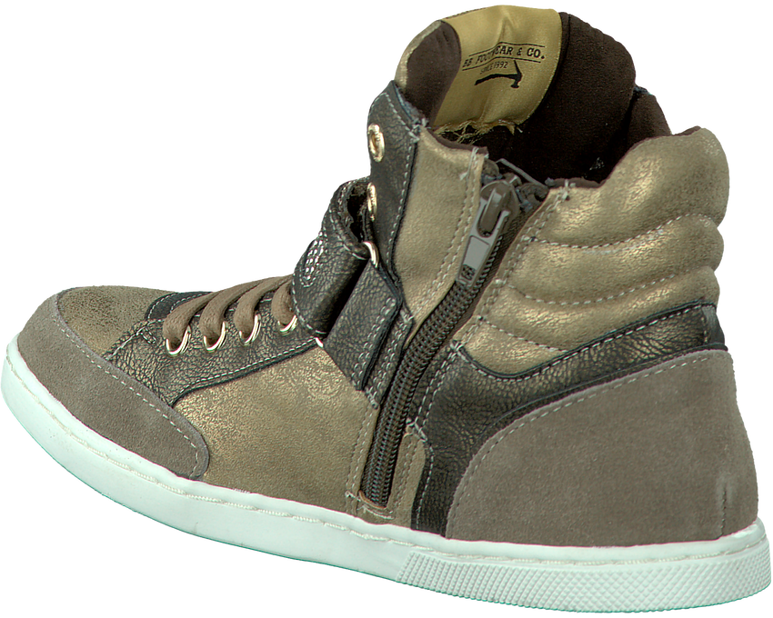 Goldfarbene BULLBOXER Sneaker AEBF5S570 - larger