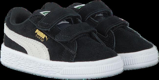 Schwarze PUMA Sneaker SUEDE 2 STRAPS - large