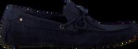 Blaue MAZZELTOV. Loafer 34902  - medium