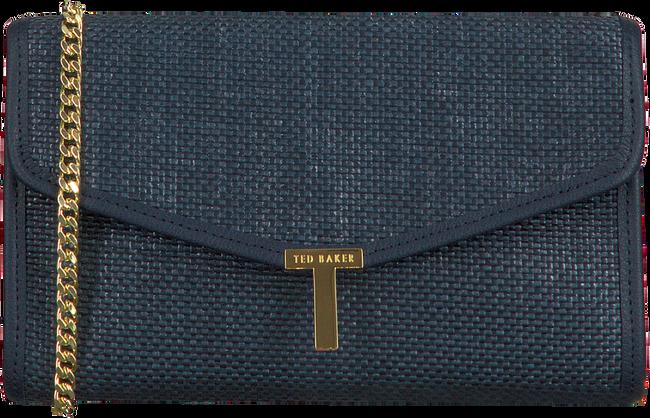 Blaue TED BAKER Umhängetasche ARTHEA  - large