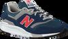 Blaue NEW BALANCE Sneaker low CM997  - small