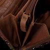 Braune LEGEND Portemonnaie JERSEY SMALL PYTHON - small